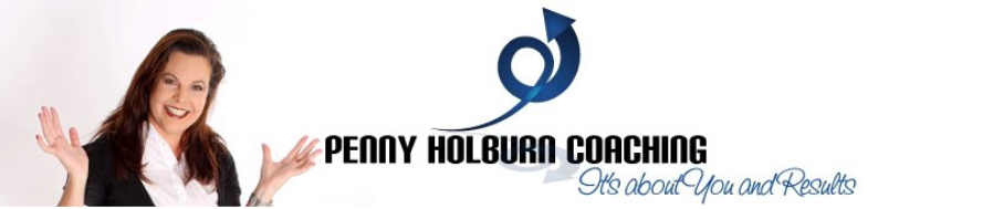 Life Coaching with Penny Holburn