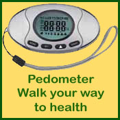 Pedometer - Walk Your way to Health